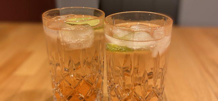 Rezept: Rosato Gin Tonic