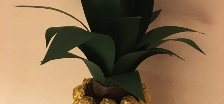 DIY: Ferrero Ananas